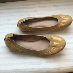 🍌Banana Republic Mustard Yellow Ballet Flats🍌